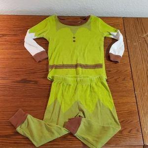Disney Peter Pan pajama set 18-24m